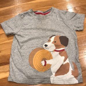 Mini Boden 3-4 year shirt